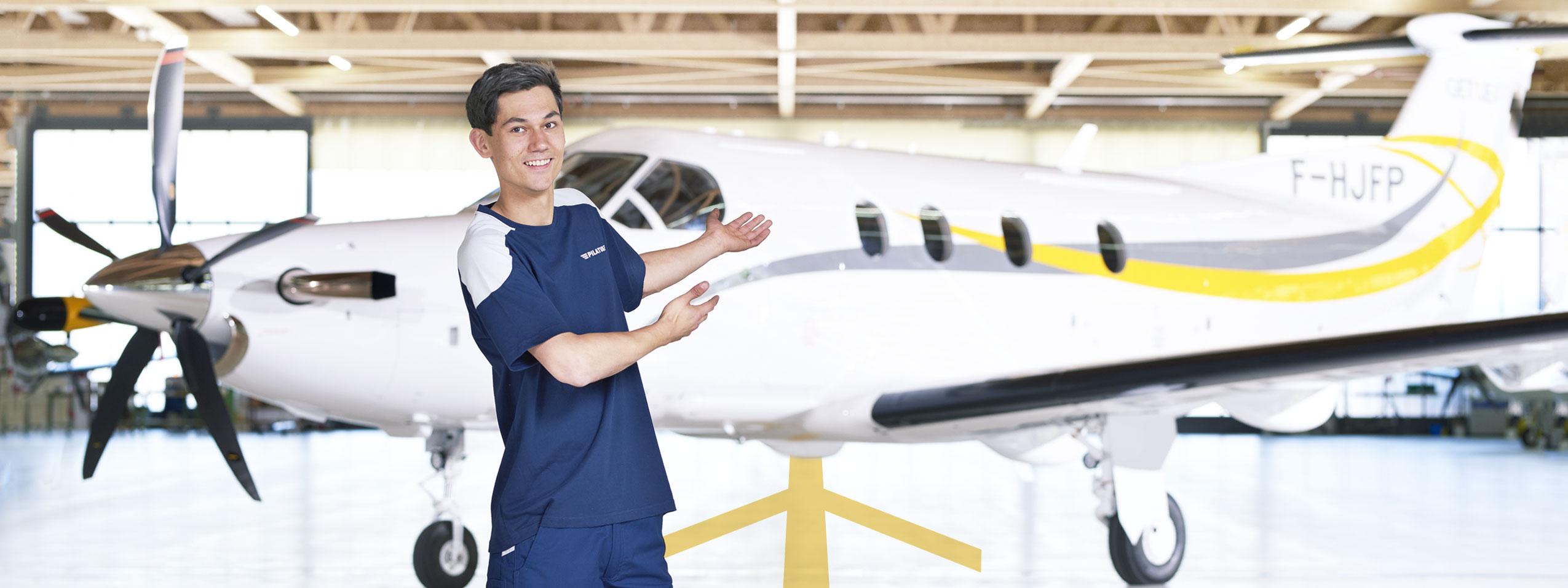 Lehrstelle als logistiker efz m w pilatus flugzeugwerke ag for Lehrstelle als innendekorateurin