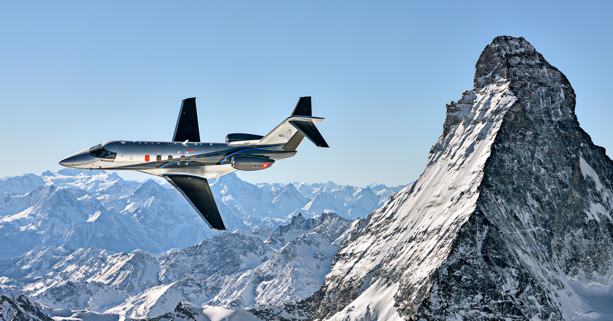 Pc 24 The Super Versatile Jet Pilatus Aircraft Ltd